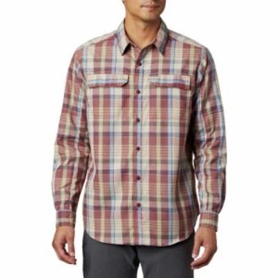 コロンビア Columbia メンズ シャツ トップス Silver Ridge 2.0 Plaid Long Sleeve Shirt Red Jasper Multi Plaid
