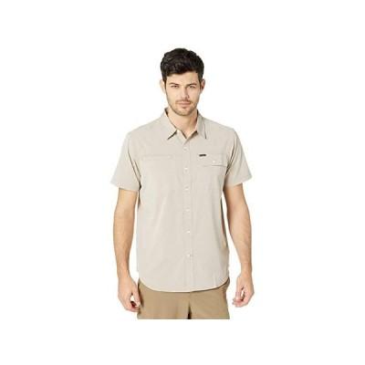 コロンビア Viewmont Stretch Short Sleeve メンズ シャツ トップス Delta Stripe