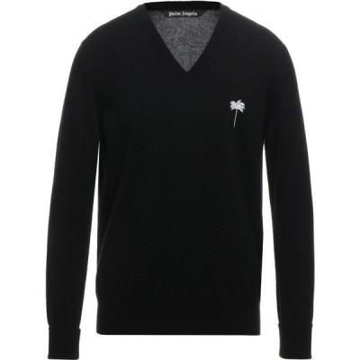 パーム エンジェルス PALM ANGELS メンズ ニット・セーター トップス Cashmere Blend Black