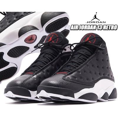 NIKE AIR JORDAN 13 RETRO REVERSE HE GOT GAME black/gym red-white 414571-061 ナイキ エアジョーダン 13 レトロ スニーカー AJ XIII