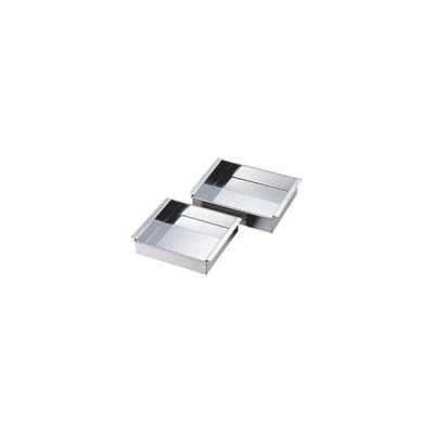 18-8 アルゴン溶接玉子豆腐器西12cm CD:046029