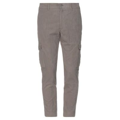 ドルチェ & ガッバーナ DOLCE & GABBANA パンツ グレー 48 コットン 95% / 金属繊維 5% パンツ