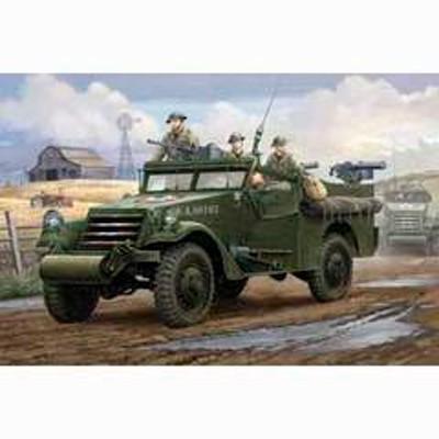 ホビーボス 【再生産】1/35 M3A1 スカウトカー初期型【82451】 プラモデル HB882451 M3A1 Scout car 【返品種別B】
