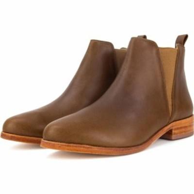 Nisolo レディース ブーツ チェルシーブーツ シューズ・靴 Classic Chelsea Boot Brown