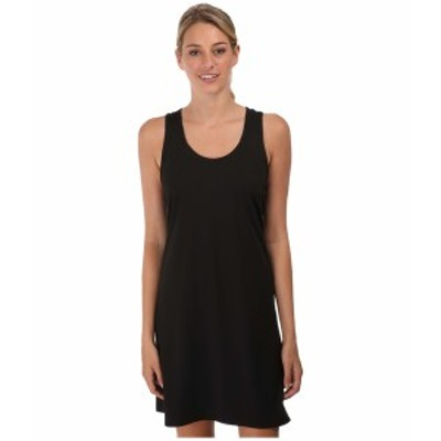 ソイブ レディース ワンピース トップス Motion Dress Black