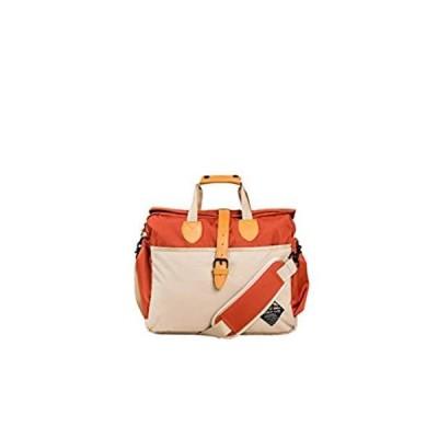 United By Blue - Deuhl Laptop Bag Rust/Tan 並行輸入品