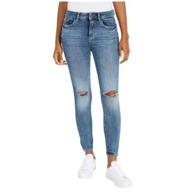 ディーエル1961 レディース デニムパンツ ボトムス Florence Skinny Mid-Rise Instasculpt Jeans in Prospect