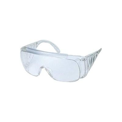 TRUSCO(トラスコ) 一眼型サイド付セーフティグラス 透明 GS-33-TM