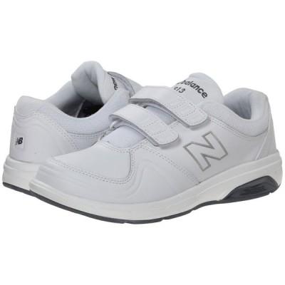 ニューバランス New Balance レディース スニーカー シューズ・靴 WW813Hv1 White