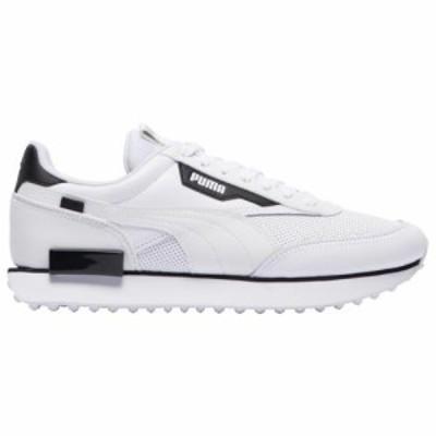 (取寄)プーマ メンズ シューズ プーマ フューチャー ライダー Puma Men's Shoes PUMA Future Rider White
