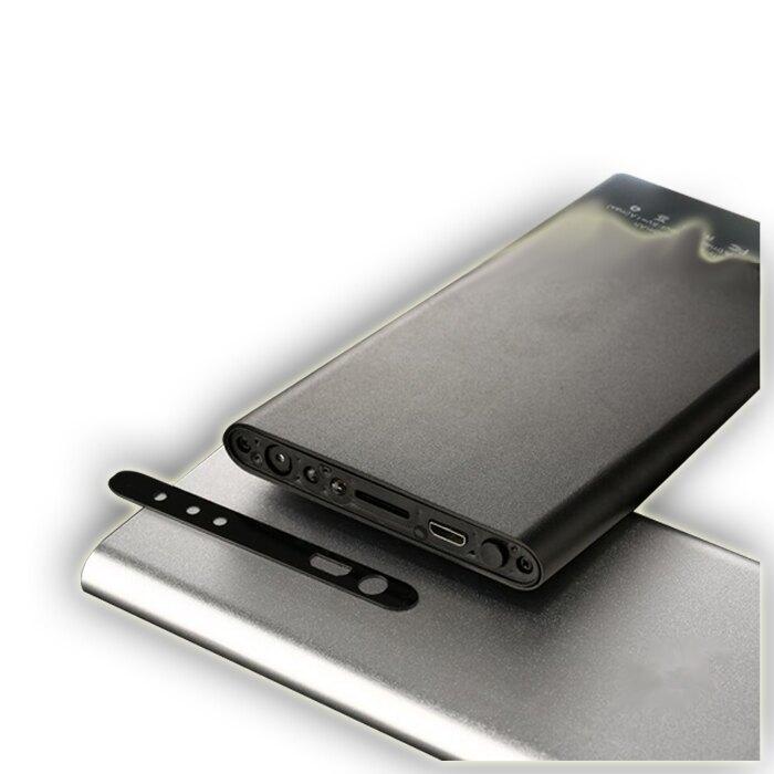 仿真行動電源微型針孔攝影機 1920*1080高清 HD迷你DV微光夜視移動電源監視密錄器 錄影音拍照 隨身碟
