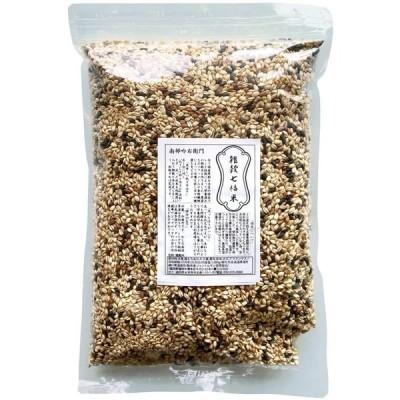 雑穀米 送料無料 国産 チャック付きパック 7種原料を独自ブレンドした七福米 セール