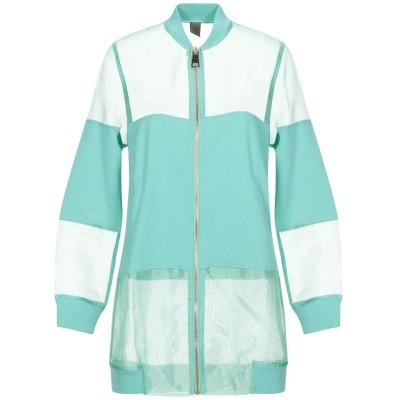ジジル JIJIL スウェットシャツ ライトグリーン S コットン 95% / ポリウレタン 5% / ポリエステル スウェットシャツ