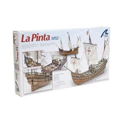 Artesania Latina 22412. Wooden ship model La Pinta Caravel 1/65 並行輸入品