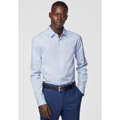 ボス メンズ シャツ トップス T-CHARLIE - Formal shirt - light blue light blue