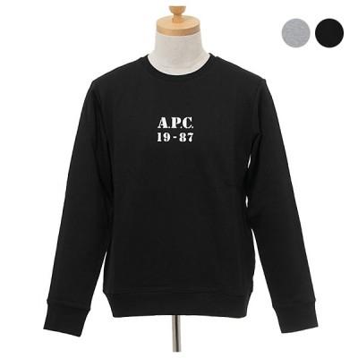 アーペーセー A.P.C. メンズ スウェット SWEAT GABY COECQ H27609 全2色
