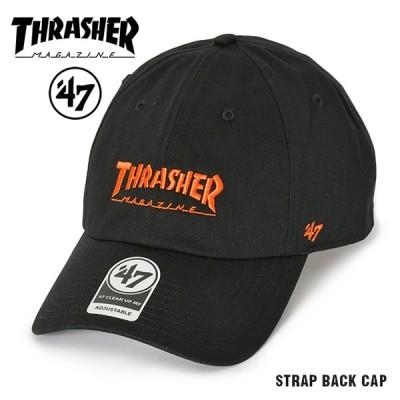 スラッシャー THRASHER 47 BRAND キャップ ローキャップ メンズ レディース 帽子