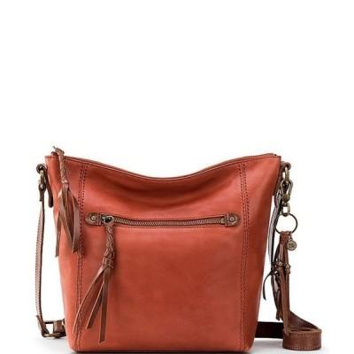 ザサック レディース ショルダーバッグ バッグ Collective Ashland Zip Top Crossbody Bag