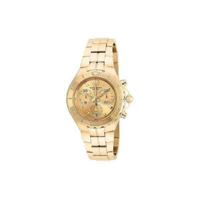 テクノマリーン TECHNOMARINE メンズ シー 38ミリ スチール ブレスレット ケース スイス クォーツ 腕時計 TM-715004