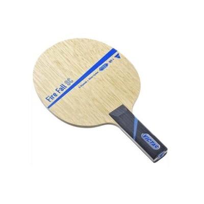 ビクタス メンズ レディース ファイヤーフォールSC Fire Fall 卓球ラケット シェークハンドラケット ストレート 027705
