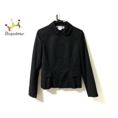 コムデギャルソン COMMEdesGARCONS ジャケット サイズS レディース 美品 - 黒 長袖/春/秋 新着 20201110
