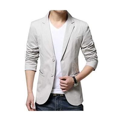 NCFBAG ジャケット メンズ スーツジャケット ビジネス カジュアル テーラードジャケット 大きいサイズ おしゃれ 紳士 トップス 秋冬