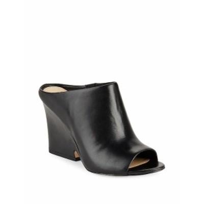 サム エデルマン レディース シューズ サンダル Wayne Peep-Toe Leather Mules