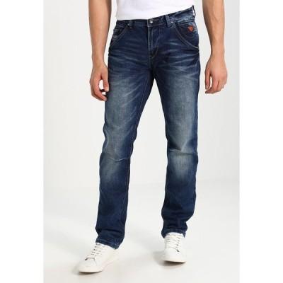 カーズ ジーンズ デニムパンツ メンズ ボトムス YARETH - Straight leg jeans - dark washed