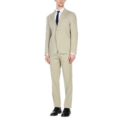 JERRY KEY スーツ ベージュ 56 コットン 97% / ポリウレタン 3% スーツ