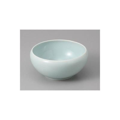 小鉢 青白磁深口丸鉢 和食器 業務用 美濃焼 9a61-15-33g