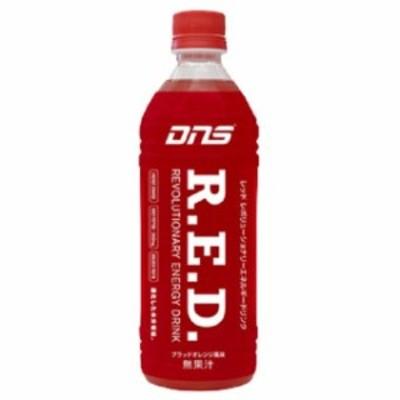 DNS R.E.D. 500ml ペットボトル (D120340905) 清涼飲料