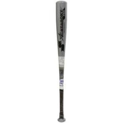 エスエスケイ(セール)SSK(エスエスケイ)野球 軟式バット 金属 少年野球 軟式JR金属BAT サカモトモデル 70cm SBB5016 ジュニア 70 グレーxブラック