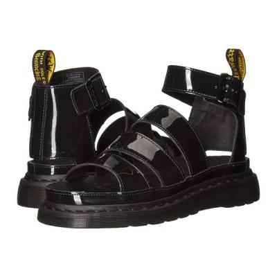 ドクターマーチン Dr. Martens レディース サンダル・ミュール シューズ・靴 Clarissa II Shore Black 1