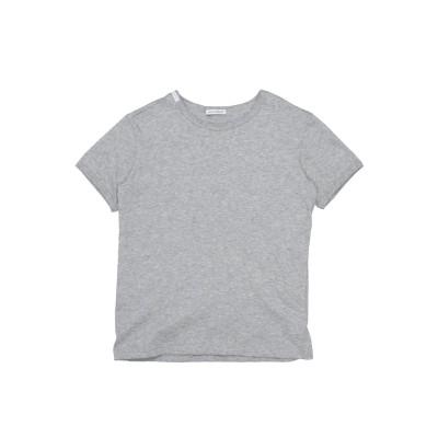 ドルチェ & ガッバーナ DOLCE & GABBANA T シャツ グレー 4 コットン 100% T シャツ
