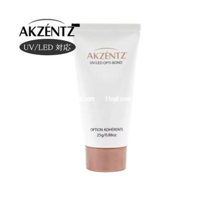 アクセンツ[AKZENTZ]UV/LED オプティボンド リフィル(25g)【ベースジェル】業務用