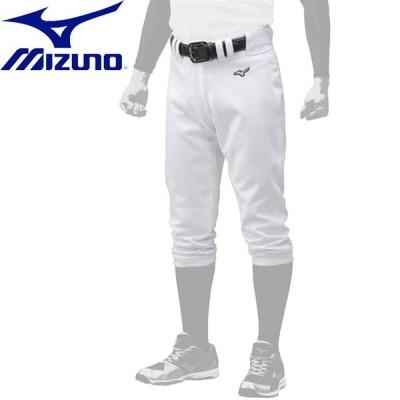 ミズノ 野球 GACHIユニフォームパンツ レギュラータイプ ヒザ2重 MIZUNO 12JD9F60 ウエア スライディングパンツ 防汚性能 ベース