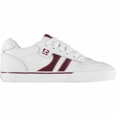 グローブ Globe メンズ スケートボード スニーカー シューズ・靴 Encore 2 Trainers Blanc