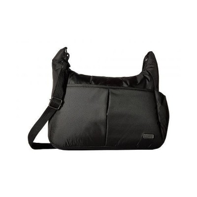Pacsafe パックセーフ レディース 女性用 バッグ 鞄 バックパック リュック Daysafe Anti-Theft Crossbody Bag - Black