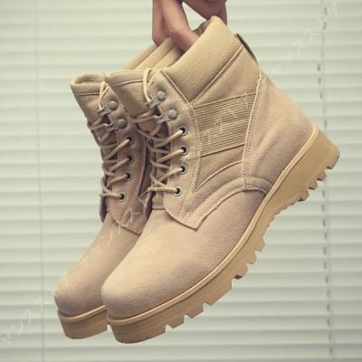 ワークブーツ メンズ ブラック マウンテンブーツ ブーツ メンズブーツ 靴 おしゃれ メンズ 靴 防滑 防水 アウトドア 通勤用 レースアップ ハイカット革靴