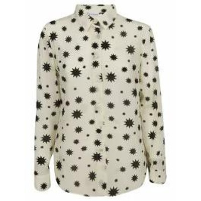RED Valentino レディースシャツ RED Valentino Printed Shirt Milk