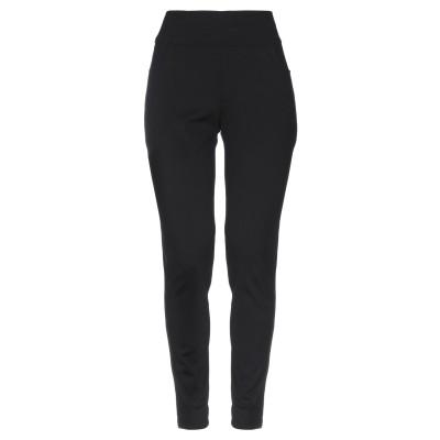 RENE' DERHY パンツ ブラック S レーヨン 65% / ナイロン 30% / ポリウレタン 5% パンツ