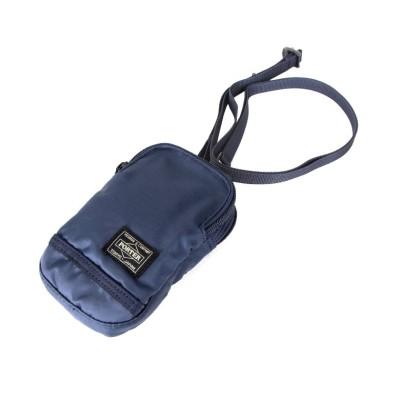 【カバンのセレクション】 吉田カバン ポーター フラッシュ ポーチ ショルダーポーチ メンズ PORTER 689-05945 ユニセックス ネイビー 在庫 Bag&Luggage SELECTION