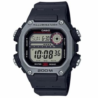 カシオ計算機 カシオ20気圧防水腕時計 DW-291H-1AJF