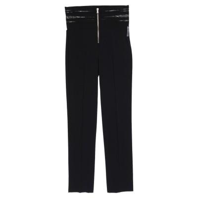 パトリツィア ペペ PATRIZIA PEPE パンツ ブラック 3 ナイロン 88% / ポリウレタン 12% パンツ