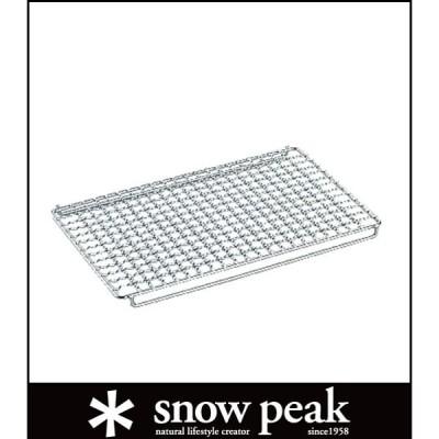 スノーピーク 焼アミステンレスハーフ PRO S-029HA (snow peak)