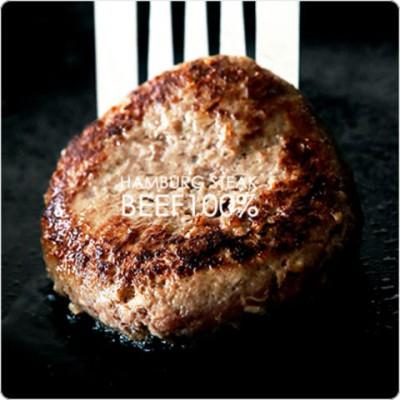 穀物牛と牧草牛の絶妙なハンバーグ NZ産ナチュラルビーフ100%!【120g×5個セット】【グラスフェッド&グレインフェッド】【冷凍のみ】