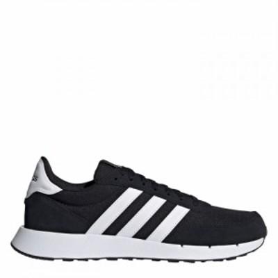 アディダス adidas メンズ ランニング・ウォーキング シューズ・靴 Adidas Run 60S 2.0 Trainers Black/White