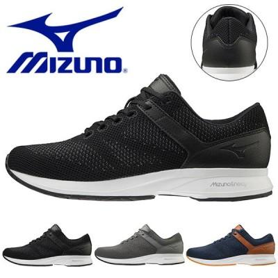 ウォーキングシューズ ミズノ メンズ MIZUNO ME-01 カジュアル シューズ  スニーカー 紐 靴 B1GE2050 得割23
