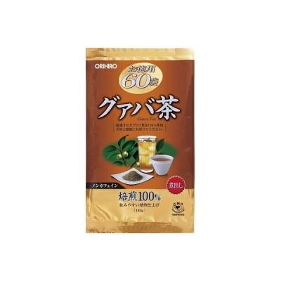 オリヒロ お徳用 グァバ茶 60包