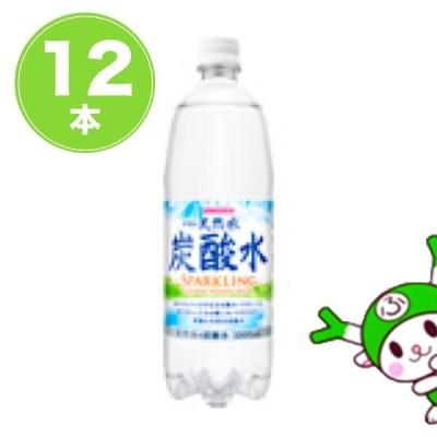 伊賀の天然水炭酸水1L×12本